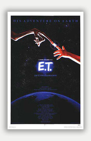 "E.T. The Extra-Terrestrial - 11"" x 17"" Movie Poster"