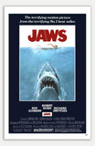 "Jaws - 11"" x 17""  Movie Poster"