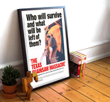 "Texas Chainsaw Massacre - 11"" x 17""  Movie Poster"