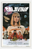 "Galaxina - 11"" x 17""  Movie Poster"