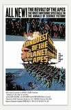 "Conquest Of The Planet Of the Apes - 11"" x 17""  Movie Poster"