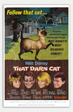 "That Darn Cat - 11"" x 17""  Movie Poster"