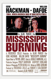 "Mississippi Burning - 11"" x 17""  Movie Poster"