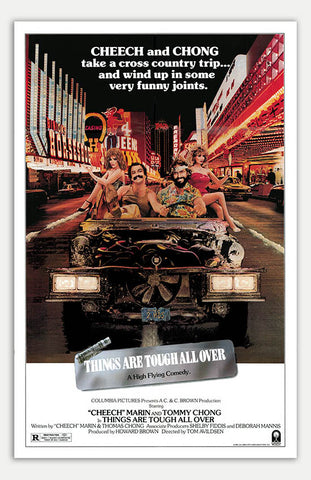 "Things Are Tough All Over - 11"" x 17""  Movie Poster"