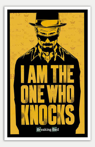 "Breaking Bad - 11"" x 17""  Movie Poster"