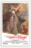 "Lord of the rings - 11"" x 17""  Movie Poster"