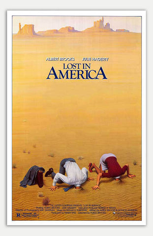 "Lost In America - 11"" x 17""  Movie Poster"