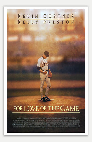 "For Love of the Game - 11"" x 17""  Movie Poster"