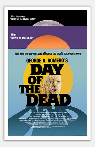 "Day of the Dead - 11"" x 17""  Movie Poster"