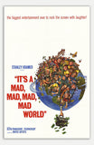 "It's A Mad Mad Mad Mad World - 11"" x 17""  Movie Poster"