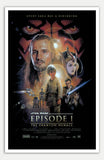 "Star Wars: Episode I - The Phantom Menace - 11"" x 17""  Movie Poster"