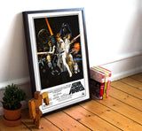 "Star Wars - 11"" x 17""  Movie Poster"