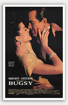 "Bugsy - 11"" x 17""  Movie Poster"