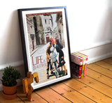 "Life is Beautiful - 11"" x 17""  Movie Poster"