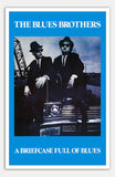 "Blues Brothers - 11"" x 17""  Movie Poster"