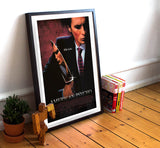 "American Psycho - 11"" x 17""  Movie Poster"