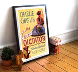 "Great Dictator - 11"" x 17""  Movie Poster"