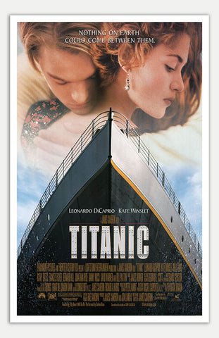 "Titanic - 11"" x 17""  Movie Poster"