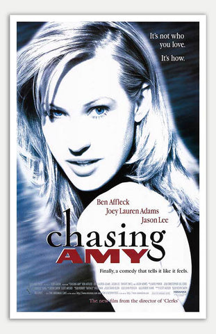 "Chasing Amy - 11"" x 17""  Movie Poster"