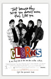"Clerks - 11"" x 17""  Movie Poster"