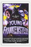 "Young Frankenstein - 11"" x 17""  Movie Poster"