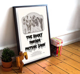 "Rocky Horror Picture Show - 11"" x 17"" Movie Poster"