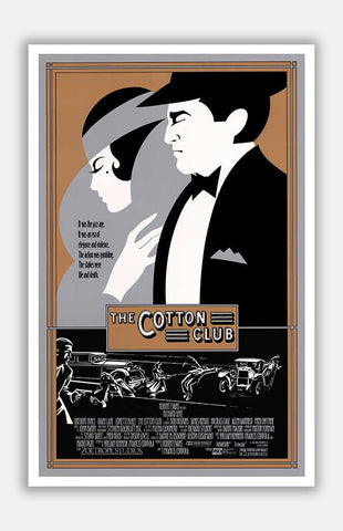 "Cotton Club - 11"" x 17"" Movie Poster"