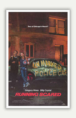 "Running Scared - 11"" x 17"" Movie Poster"