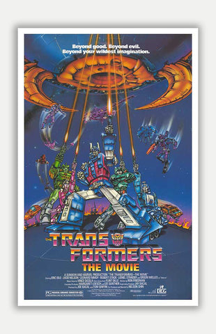 "Transformers - 11"" x 17"" Movie Poster"