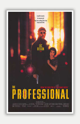 "Leon (Professional) - 11"" x 17"" Movie Poster"