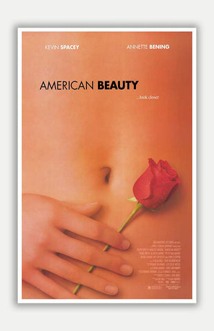 "American Beauty - 11"" x 17"" Movie Poster"