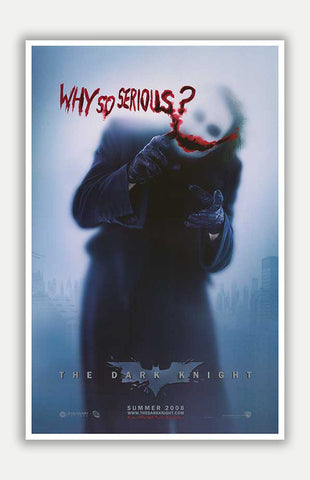 "Dark Knight - 11"" x 17"" Movie Poster"