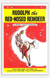 "Rudolph the Red Nosed Reindeer - 11"" x 17""  Movie Poster"