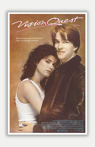 "Vision Quest - 11"" x 17"" Movie Poster"