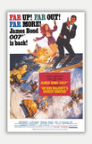 "On her majesty's Secret Service - 11"" x 17"" Movie Poster"