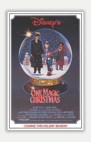 "One Magic Christmas - 11"" x 17"" Movie Poster"