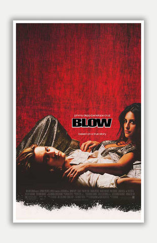 "Blow - 11"" x 17"" Movie Poster"