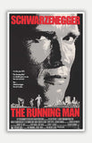 "Running Man - 11"" x 17"" Movie Poster"