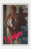 "9 1/2 Weeks - 11"" x 17"" Movie Poster"