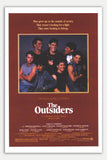"Outsiders - 11"" x 17""  Movie Poster"