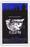 "Platoon - 11"" x 17""  Movie Poster"
