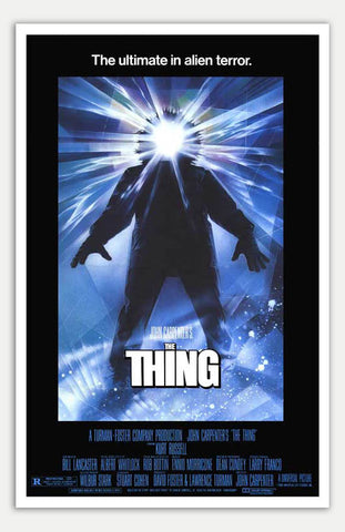 "Thing - 11"" x 17""  Movie Poster"