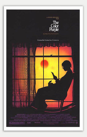 "Color Purple - 11"" x 17""  Movie Poster"