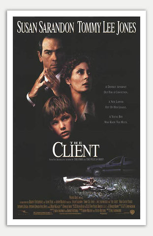 "Client - 11"" x 17""  Movie Poster"