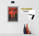 "Backdraft - 11"" x 17""  Movie Poster"