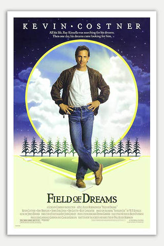 "Field of Dreams - 11"" x 17""  Movie Poster"
