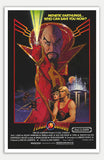 "Flash Gordon - 11"" x 17""  Movie Poster"