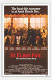 "St. Elmo's Fire - 11"" x 17""  Movie Poster"