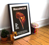 "Halloween - 11"" x 17""  Movie Poster"