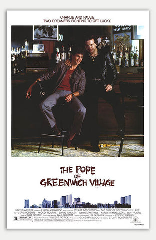 "Pope of Greenwich Village - 11"" x 17""  Movie Poster"